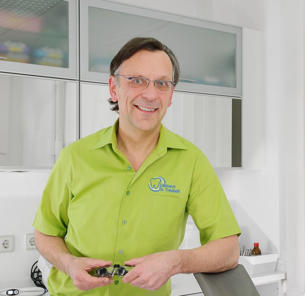 Zahnarzt Dr. Klaus-Dieter Treuheit Roßtal