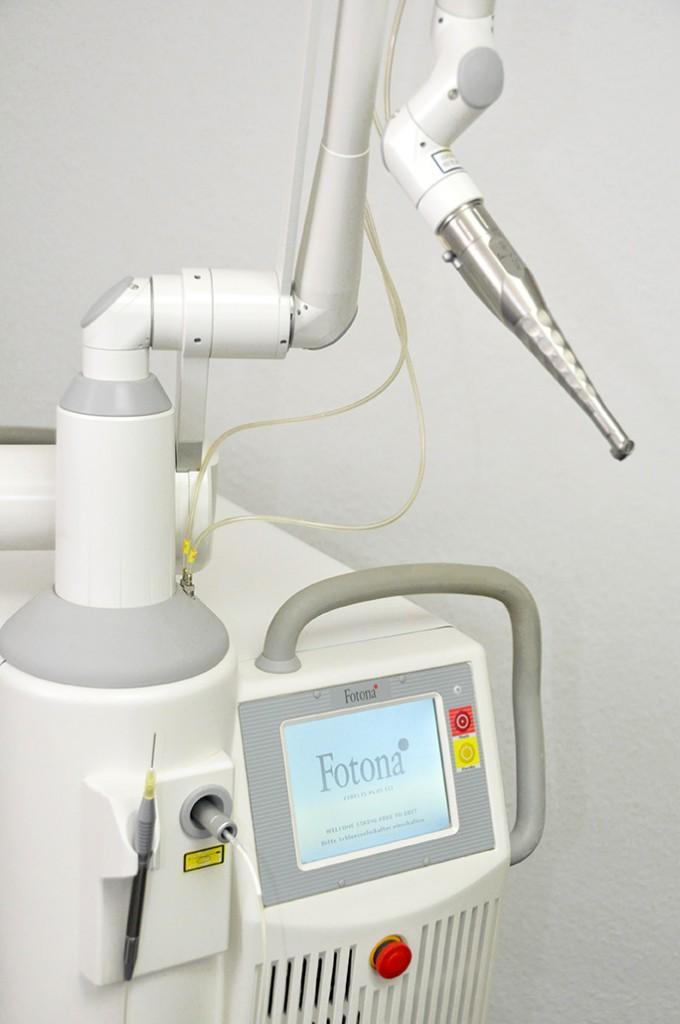 Laserzahnbehandlung |Zahnarztpraxis Dr. Treuheit
