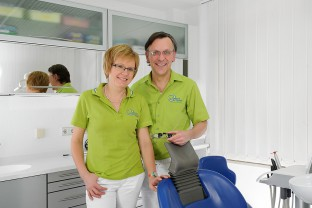 Karin Treuheit und Dr. Klaus-Dieter Treuheit