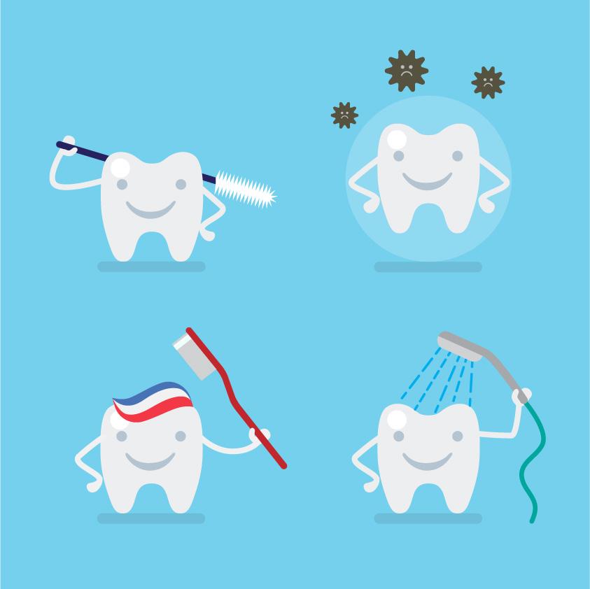 Nachhaltig schöne und gesunde Zähne: Dank zahnzwischenraumreinigung | Zahnarzt Roßtal